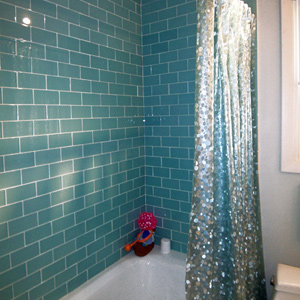 Teal Blue Subway Tiles Ireland