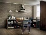 Brick Kitchen Splashback