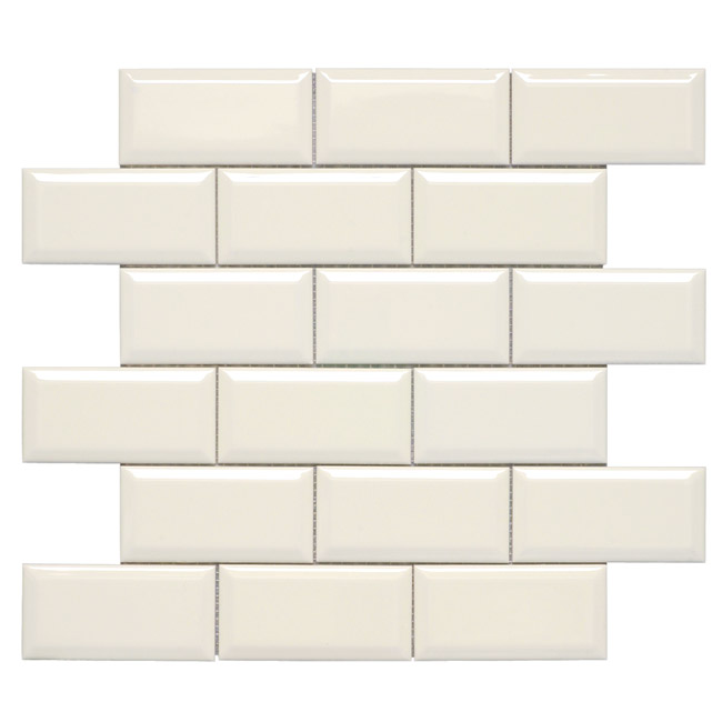 Bone coloured subway tiles italian tile stone studio for White subway tile