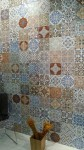 Patterned Moroccan Tiles