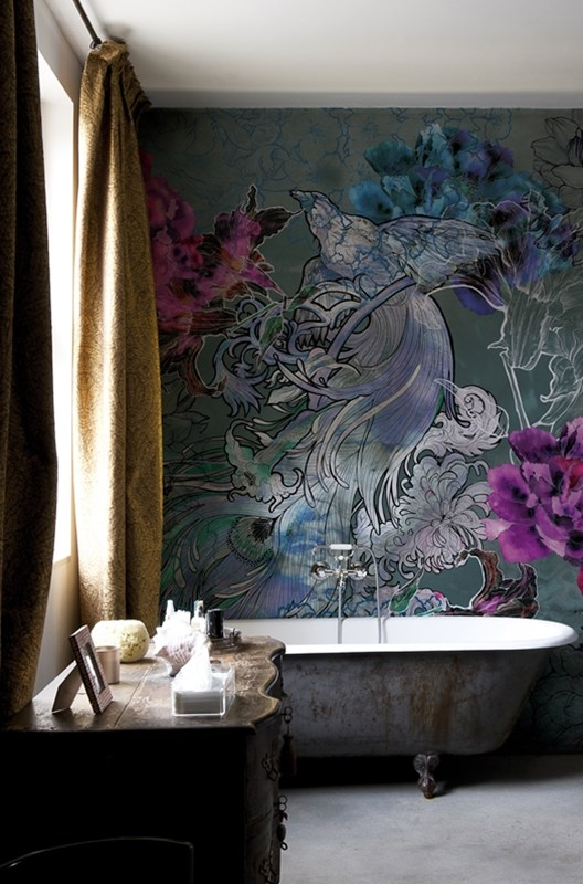 Mystical Dream by Wall and Deco