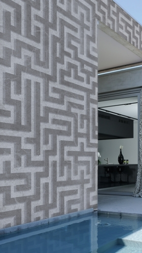 LABYRINTH by Wall and Deco