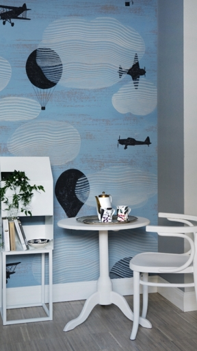 AVIONIC by Wall and Deco