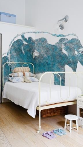 AQUA ELEPHAS by Wall and Deco