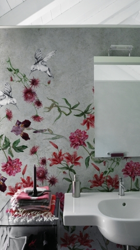 COLIBREEZE by Wall and Deco