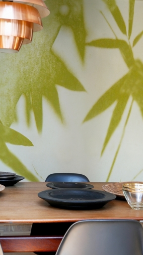 GREEN AREA by Wall and Deco