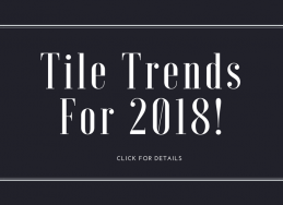 Tile Trends 2018