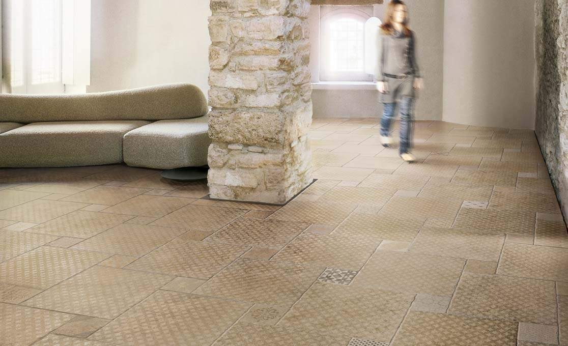Multis Sized Flagstone Tiles