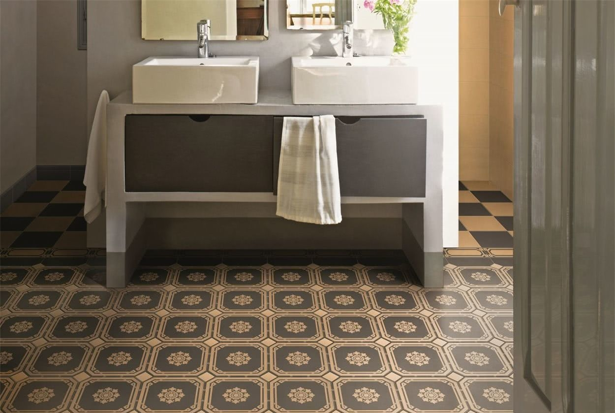 Vintage Floor Tiles - The Old England Collection Dublin