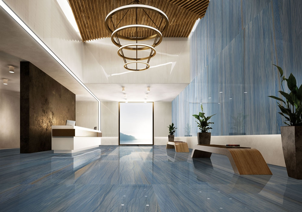 Large Format Marble Tiles