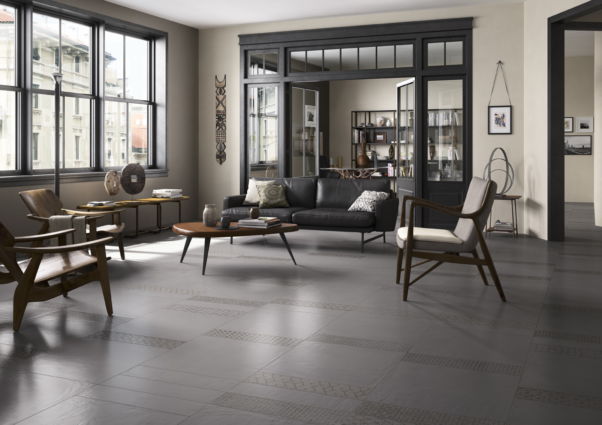Tile trends 2015 a review of cersaie 2015 for Imola carrelage